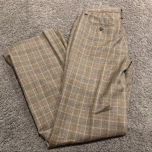 J.Crew Wool paid pants